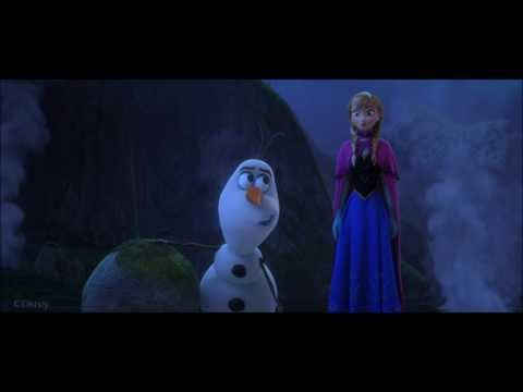 Frozen- The Distraction Clip (HD)