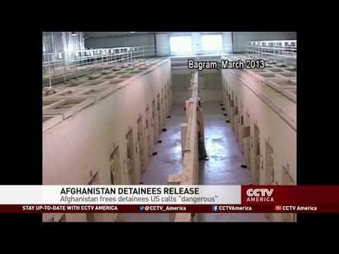 Afghanistan Releases 65 Prisoners Despite Strong U.S. Objections