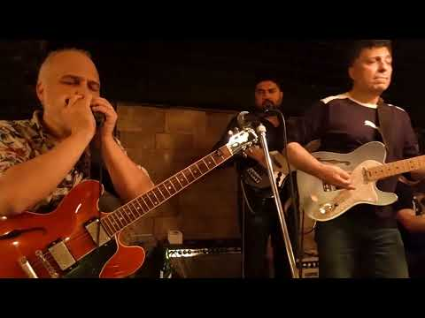The Real Deal Blues Band (Lebanon)