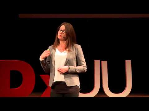 Walking with Robots – A life rescued must also be lived | Lina Sors Emilsson | TEDxUppsalaUniversity