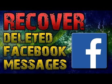 facebook messages recovery tool 1.5 free software download