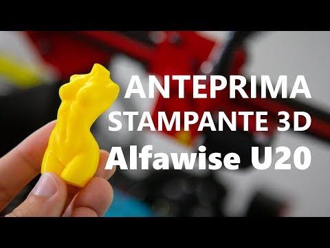 Anteprima recensione Alfawise U20