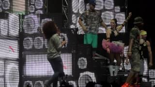 Nicki Minaj - Itty Bitty Piggy @ HMH Amsterdam - 18-06-2012