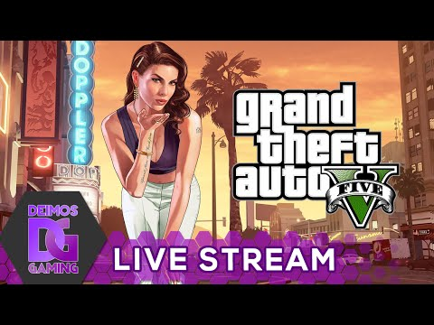"GTA V Online ""Vietnam"" | STREAM od 18:00 CZ/SK (14.5.2016)"