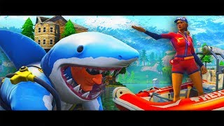 *NEUE SKIN* Chomp Sr | SHARK ATTACK | Fortnite Challenge
