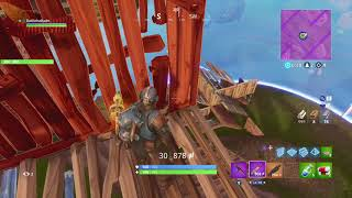Fortnite Battle Royale Solos Win Clip #134