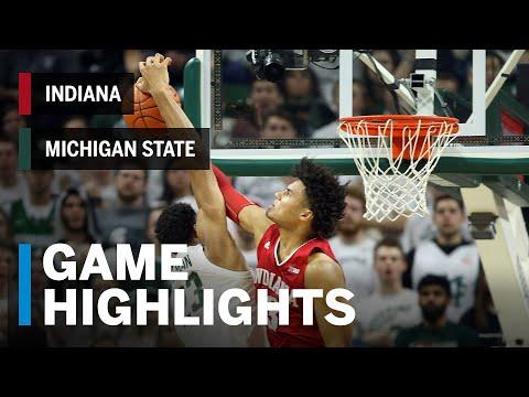 Highlights: Indiana at Michigan State | Big Ten Basketball Mp3