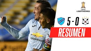 ¡PALIZA EN LA ALTURA Y A FASE 3! | Bolívar 5-0 M. Wanderers | RESUMEN