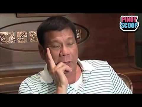 Duterte Says He Is No Longer A Catholic And Jokes Join The 'Iglesia Ni Duterte'