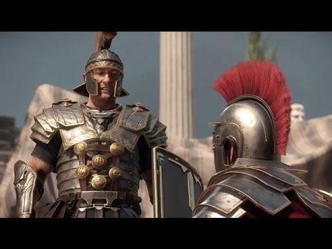"Ryse: Son of Rome - Becoming a Centurion ""Rome is Power and We are ROME"""