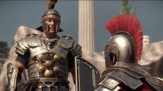 """Ryse: Son of Rome - Becoming a Centurion """"Rome is Power and We are ROME"""""""