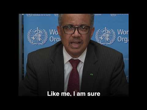 WHO Director-General on human solidarity and the defining health crisis of our time - COVID-19
