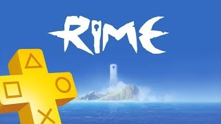 RIME PS PLUS February Free Game Until March 2018