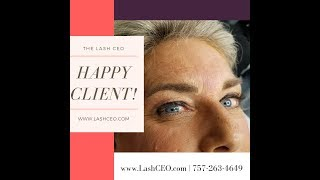 Satisfied Microblading Client | Va Beach