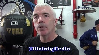 TEAM MCKENNA ON CURRENT & PAST IRISH BOXING SCENE & CONOR MCGREGOR'S NEXT MOVE