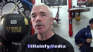 TEAM MCKENNA ON CURRENT & PAST IRISH BOXING SCENE & CONOR MCGREGOR'S NEXT MOVE
