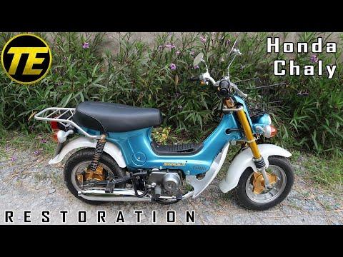 Honda Chaly Restoration