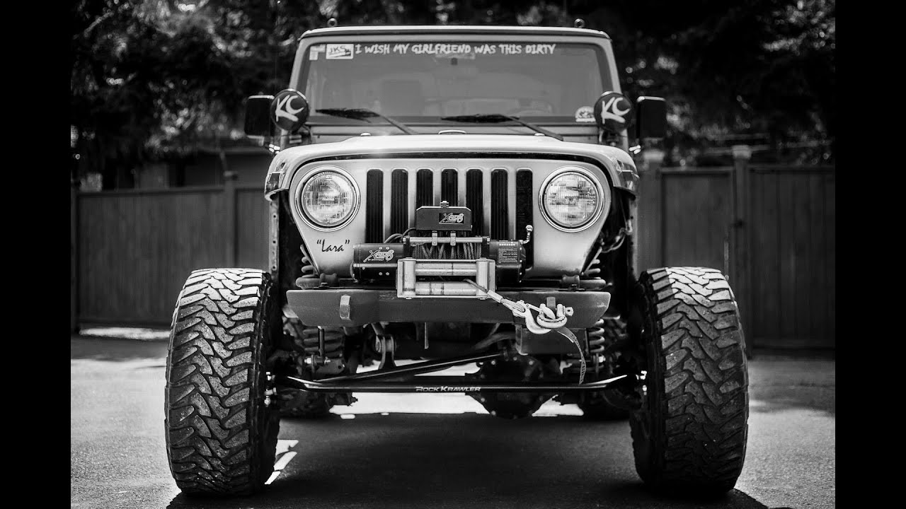 Jeep Wrangler Tj >> Builds: Jeep TJ (Featuring 6FeetUnder) - YouTube