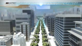 SATEC - Empowering the Smart Grid. Corporate video
