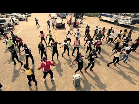 D-Black Vera / Change Your Life Azonto Dance Flash Mob