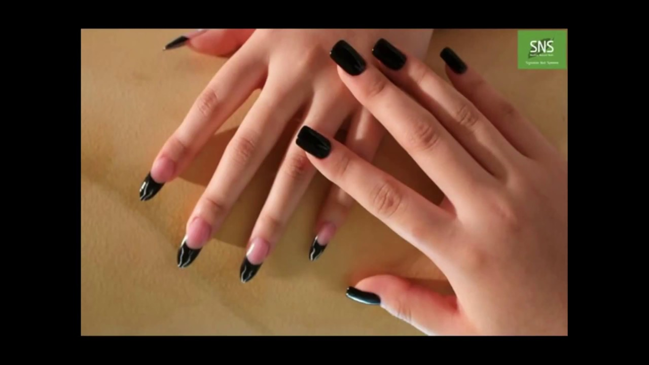 Sns Nails Signature Nail System Gelous Color Dipping Powders