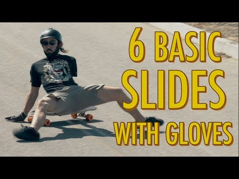 6 BASIC SLIDES WITH GLOVES | LoadedTV S2 E6