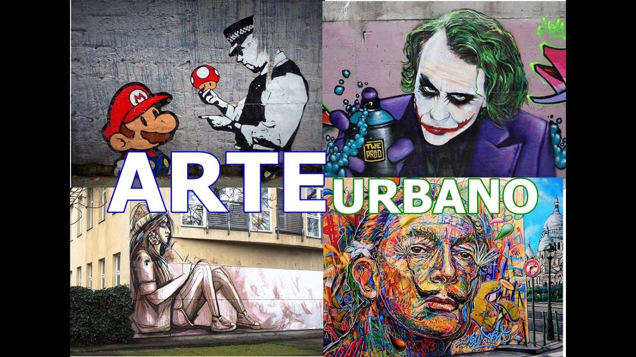 LOS MEJORES GRAFFITIS CALLEJEROS DEL MUNDO 2015