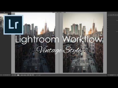 English Ver Lightroom Preset Vintage - Sun Set Mood workflow FUJIFILM XT2 RAW
