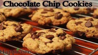 Happivore - Babycakes' Chocolate Chip Cookies (gluten Free!)