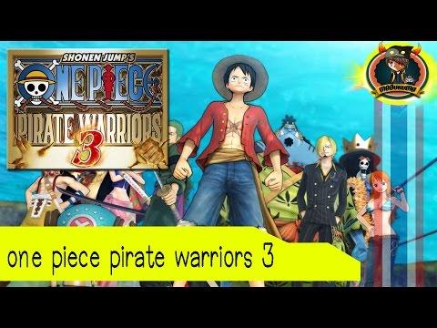 "~""•SIN•""~ สอนโหลด One Piece pirate warriors 3 PC เล่นได้ 100%"