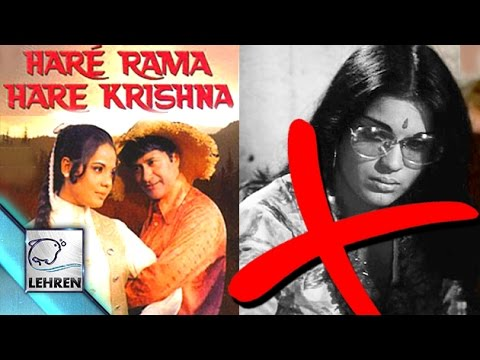 Hare Rama Hare Krishna: Zeenat Aman Was NOT First Choice!