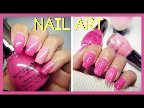 Nail Art Tutorial - Creative Shop 22 || LaShenny21Nails thumbnail