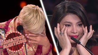 HEARTFELT Auditions That Were So EMOTIONAL on Got Talent and Idols | Amazing Auditions