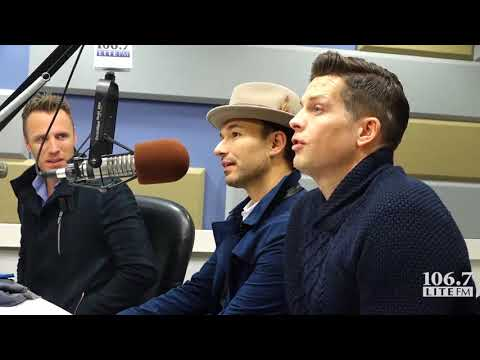 The Tenors Talk Christmas Plans & Who They'd Want as a Fourth Member