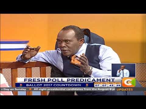 JKL | Fresh poll predicament, with Ekuru Aukot #JKLive [Part 1]