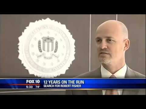 Robert Fisher: 12 Year Anniversary FBI Top-10