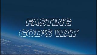 180 LIVE | Fasting God's Way