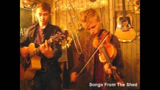 The Drystones - Three Months Silence - Songs From The Shed