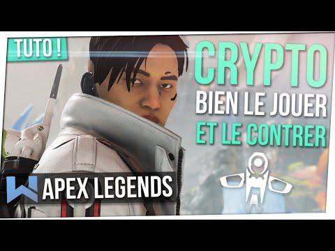 Tuto Apex : Tout Savoir sur Crypto pour le Jouer Parfaitement !