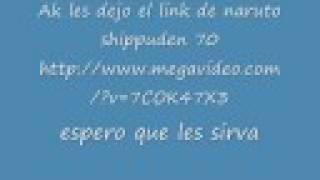 Naruto shippuden 70 sub español