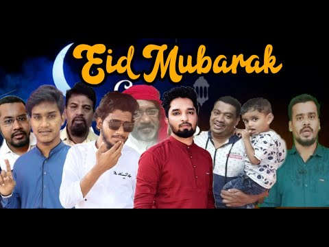 Eid Wishes From Muslim Youtubers & All Around The World | LEE TV Network | #EidMubarak