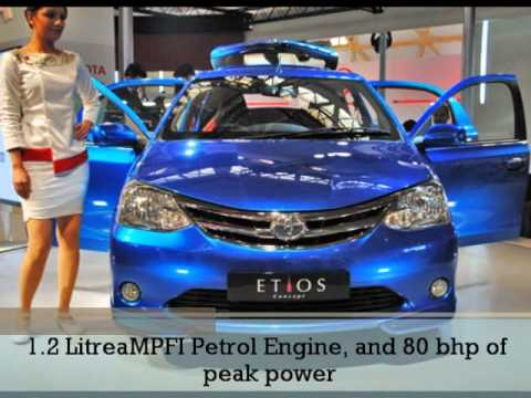 New Toyota Etios Liva Model, Specification, Exterior & Interior Appearance
