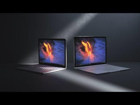 Introducing Microsoft Surface Book 3