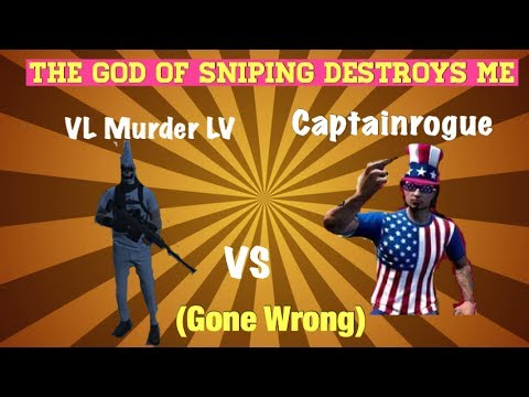 """GTA 5 Online - """"Sniper God"""" A.k.a. vl Murder lv Destroys Me (1v1)"""