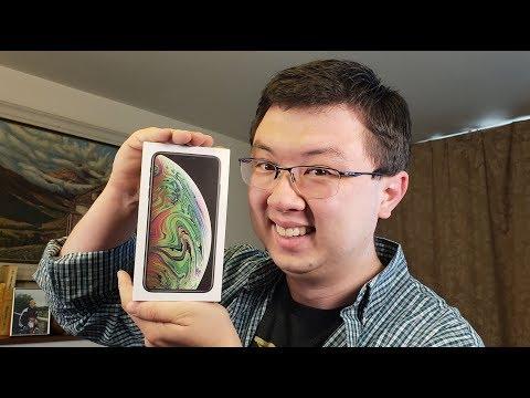 IPhone XS Max Unboxing + Hands On En Perú (4K 60fps)