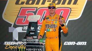 ¡Nos vemos en Miami! Intensidad pura en la NASCAR Cup Series en Phoenix | Telemundo Deportes