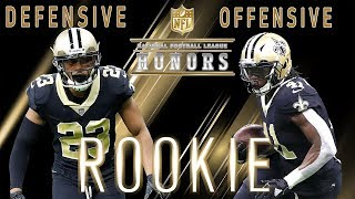 Offensive and Defensive Rookies of the Year! | 2018 NFL Honors
