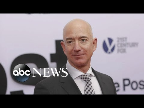 Jeff Bezos accuses National Enquirer of extortion Mp3