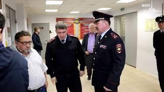 Андрей Бабушкин о ходе проверки Питерских отделов полиции и ИВС.