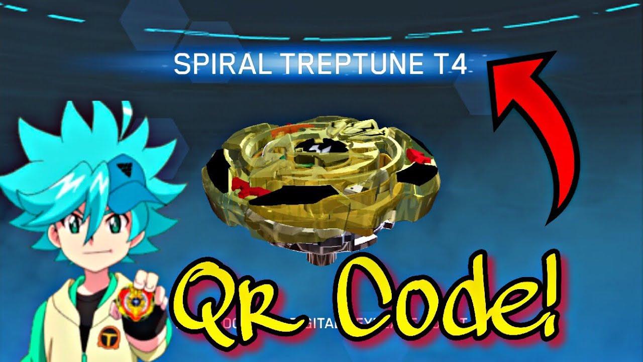SPIRAL TREPTUNE T4 QR CODE! - YouTube